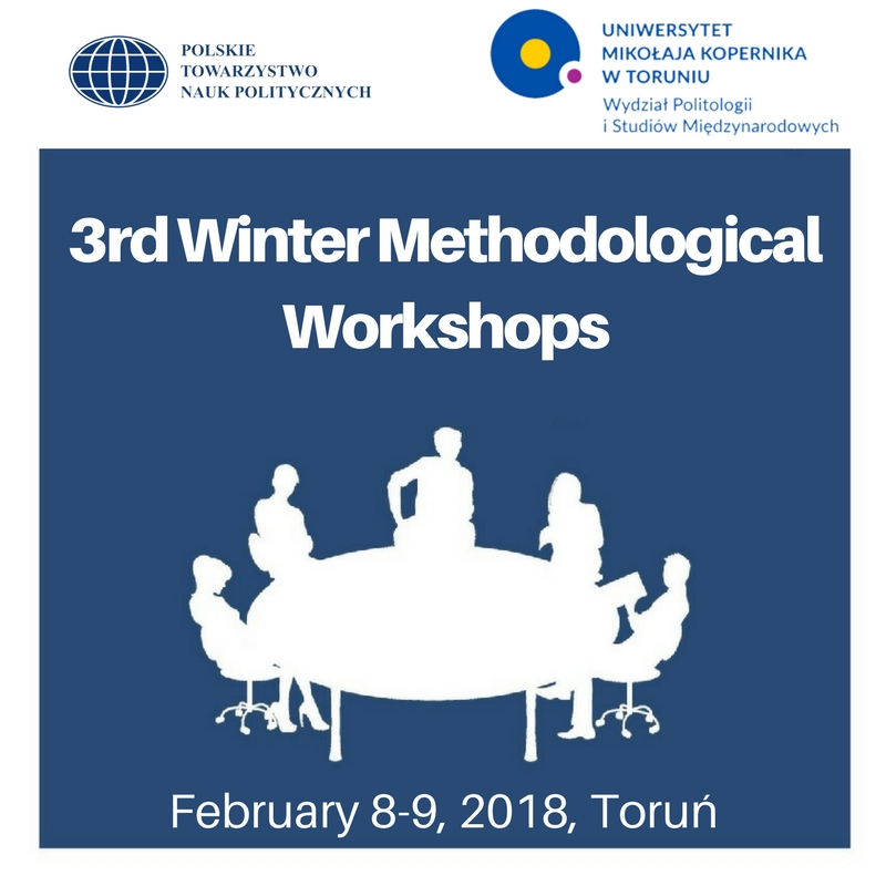 3rd Winter Methodological Workshops