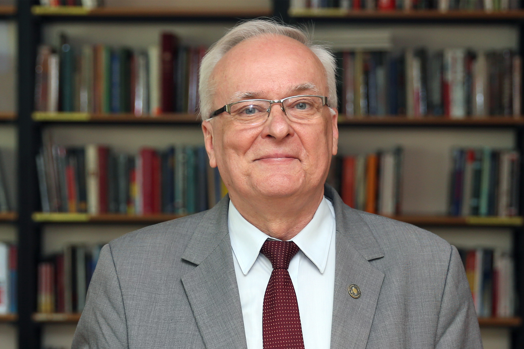 Dr hab. Zbigniew Karpus, prof. UMK Dziekan Wydziału