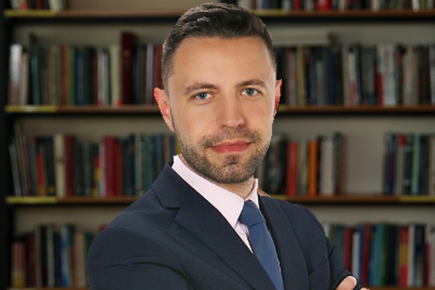 Dr hab. Bartłomiej Michalak Prodziekan ds. Nauki