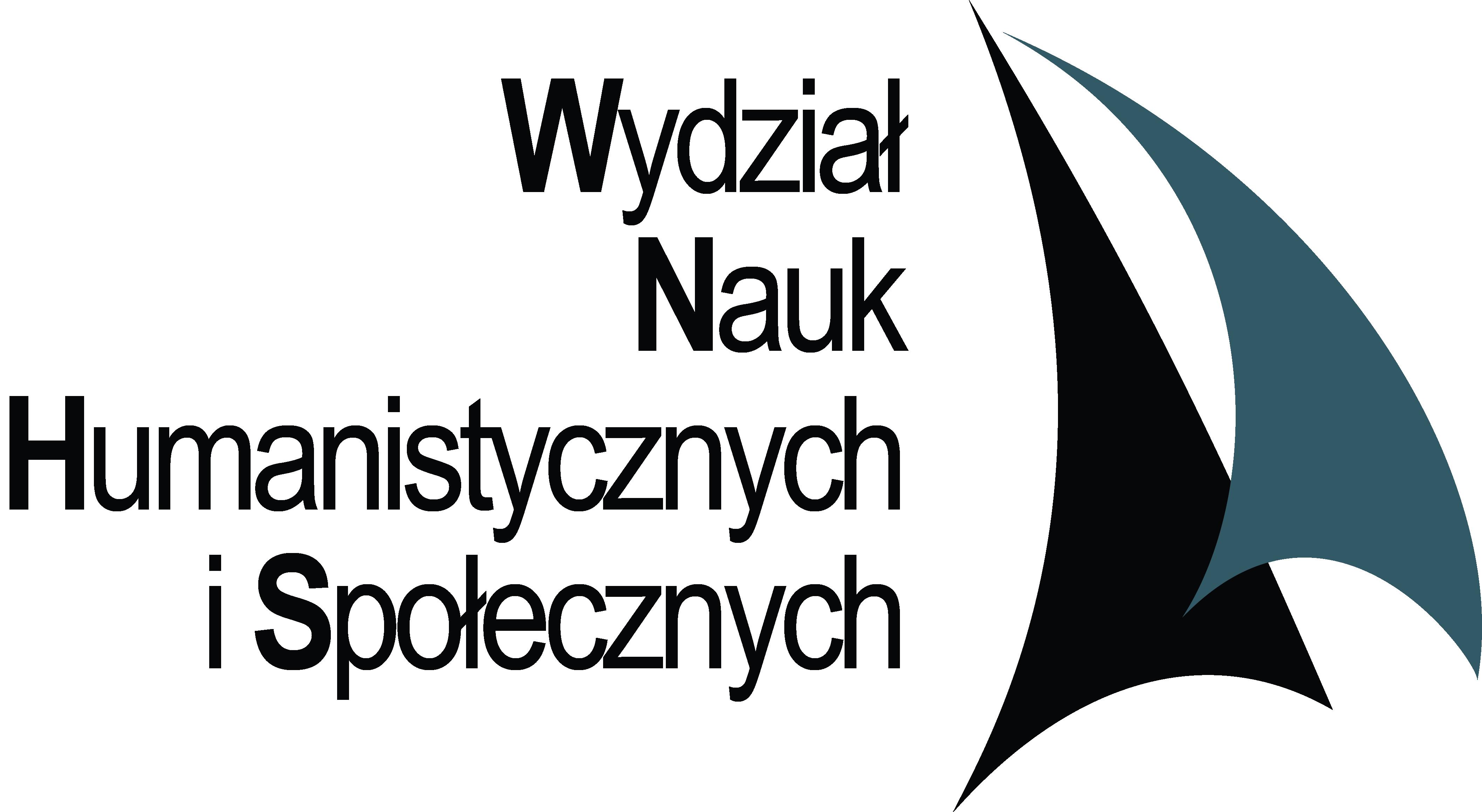 Akademia Marynarki Wojennej w Gdyni im. Bohaterów Westerplatte - Wydział Nauk Humanistycznych i Społecznych. Logo